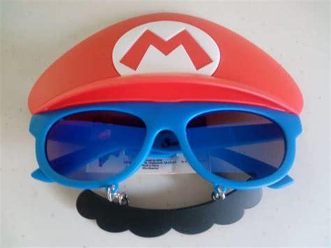 Mario Shades 1up box review