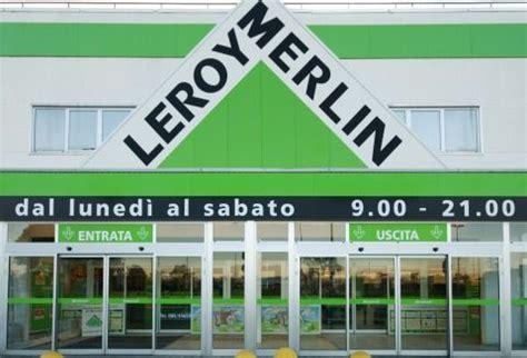leroy merlin sedi negozio leroy merlin
