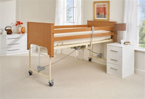 the adjustable bed