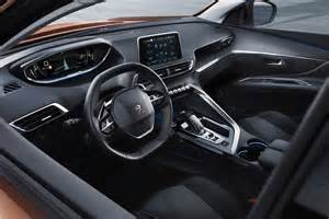 Peugeot 3008 Interior 2017 Peugeot 3008 Officially Revealed Larger Suv