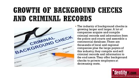Cost To Run A Background Check The Possibility Of Redemption And Criminal Background Checks