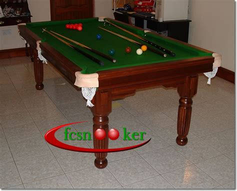fcsnooker presents the quot tournament quot range of made