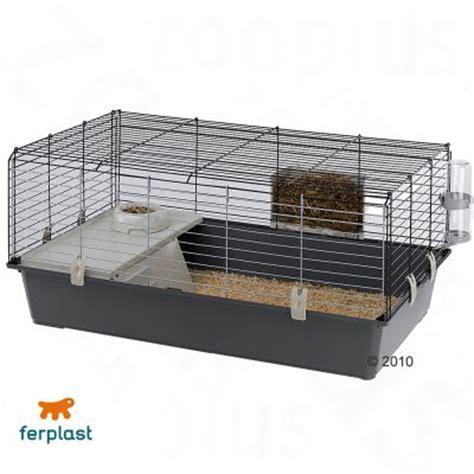 gabbia ferplast gabbia rabbit 100 zooplus