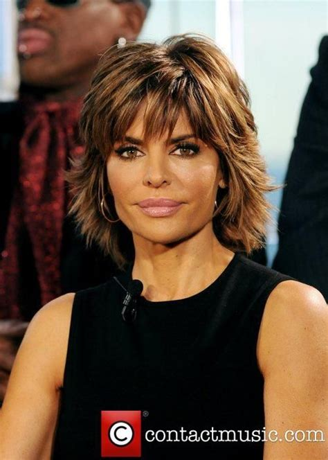 how to style lisa rena razor cut style long hairstyles 1000 ideas about lisa rinna on pinterest shorter hair