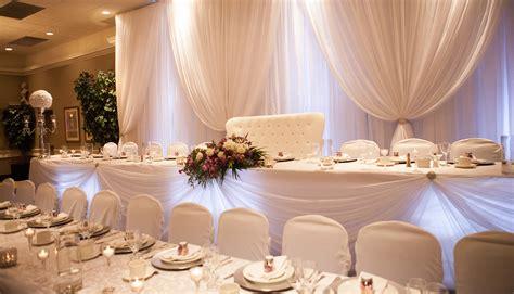 wedding decoration rentals hamilton niagara falls burlington