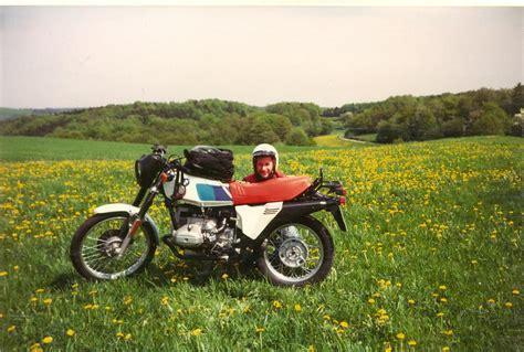 Motorrad 80ccm Führerschein by Mitmotorr 228 Dern Der Marke Bmw Konnte Gerd Geyer Nie