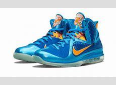 Nike LeBron 9 China 469764-800 - Sneaker Bar Detroit Lebron 9 Year Of The Dragon