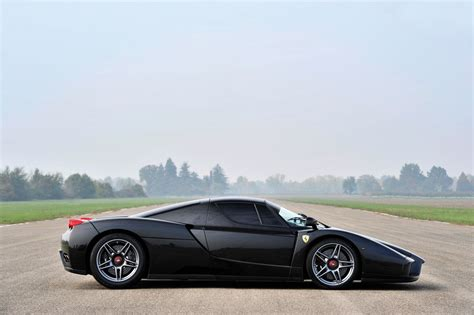 Lamborghini Enzo Price Wrecked And Repaired Enzo Sells For High Price