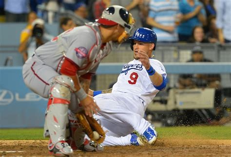 Dodger Schedule Giveaways - dodgers vs nationals series schedule promotions and probable pitchers