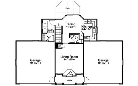 Caryville Apartment Garage Plan 007d 0194 House Plans Garage Apartt Floor Plans 24x40