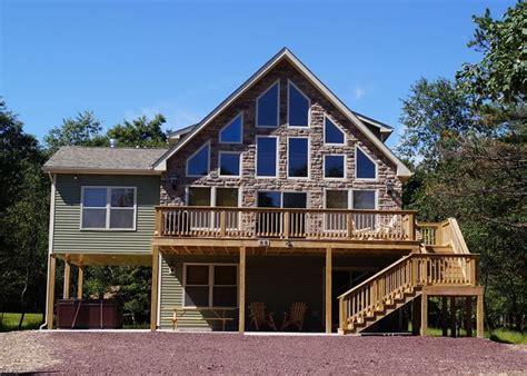Cottage Rentals Poconos by Poconos Cabin Rentals Pocono Mountain Rentals