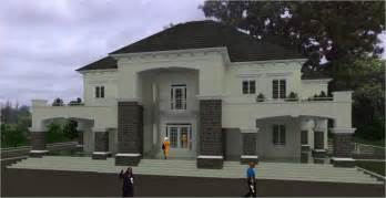 nigeria residential architectural home designs trend
