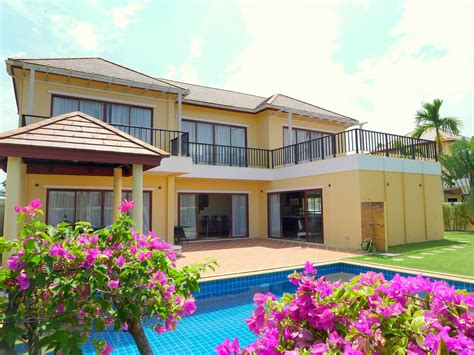 3 bedroom villas in phuket 3 bedroom private pool villa for rent in layan beach