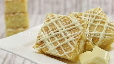 rezept kuchen weiße schokolade schoko woche 4 blondies brownies aus wei 223 er schokolade
