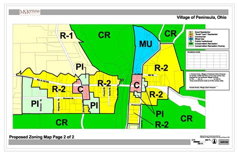 zoning map zoning maps of peninsula