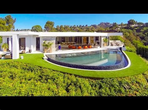 notch house beverly hills california 90210 markus quot notch quot persson house youtube