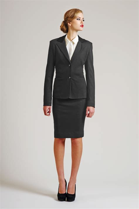 pencil skirt suits pics