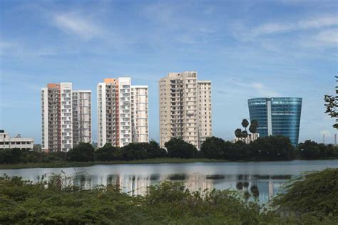 Income Property Floor Plans by Construction Progress Estancia At Guduvanchery Chennai