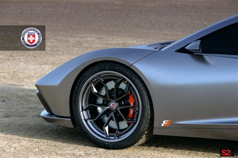 Mid Motor Corvette by Mid Engine C8 Corvette Imagined With Hre Wheels Gm Authority