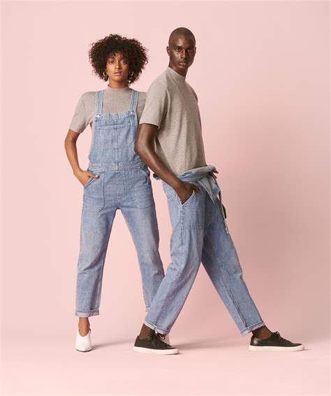 H M Eshop by Hm New Unisex Denim Collection Best Looks Shop