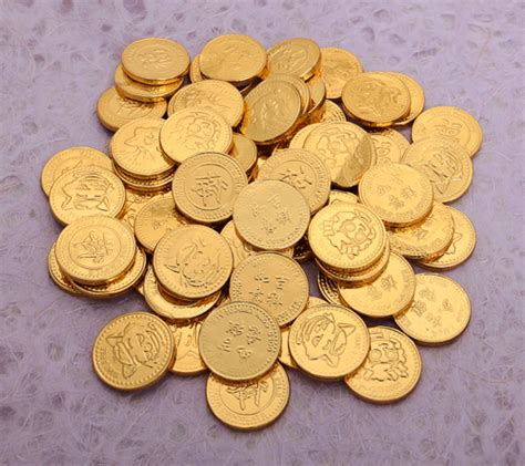 new year coins new year chocolate coins 12 coins arts