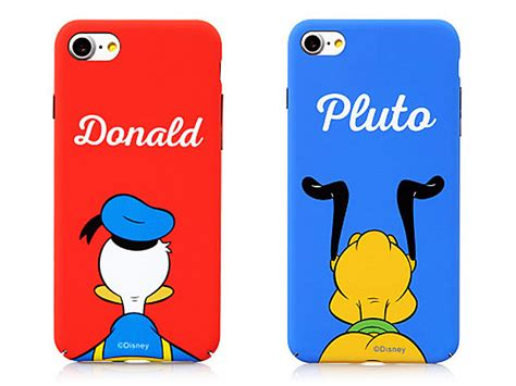 Disney Leather Donald Duck Hardcase For Iphone 6 6s 6 Berkualitas Iphone 7 Mickey And Friends