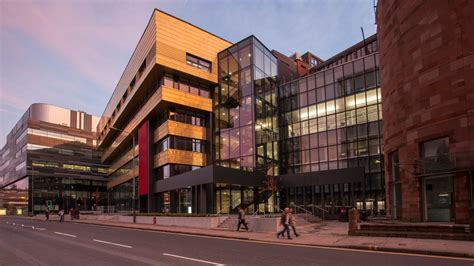 Mba College Of William And by Reved Strathclyde Business School Unwrapped November
