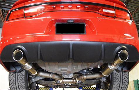 2012   2014 Dodge Charger SRT8 MRT Level 2 Cat Back