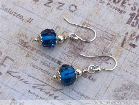 how to make glass bead earrings how to make wire work beaded earrings glamorous glass