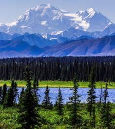 Landscape Pictures Of Alaska Denali Alaska Photography Landscape Places To Go