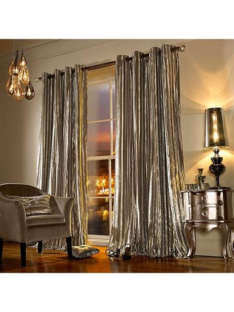 house curtain kylie minogue iliana lined eyelet curtain in praline 66x90