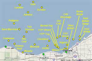 dive reports lake erie cleveland oh
