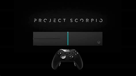 game console project x ger 252 cht xbox scorpio kommt offenbar mit potenter hardware