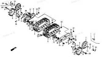 Honda Snowblower Parts Honda Hs55 Snowblower Parts Car Interior Design