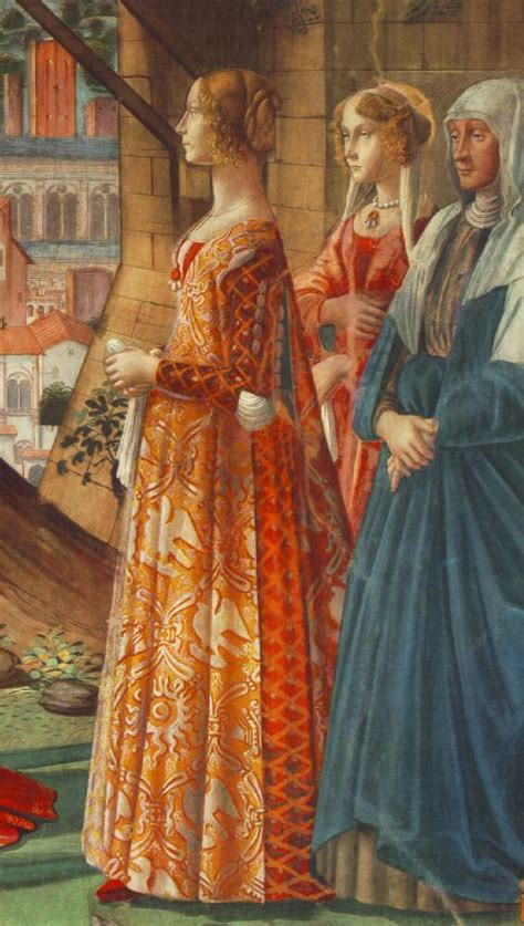 italian medieval middle class fashion timeline europe in the fifteenth century