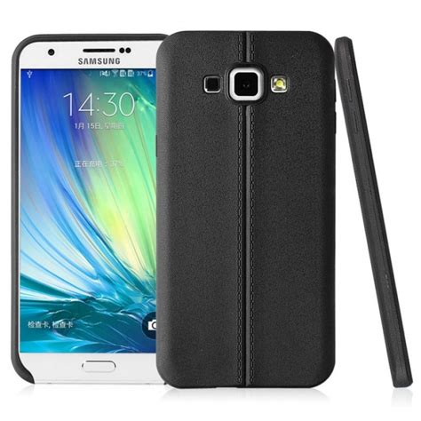 Promo Casing Imak Series Tpu Samsung Galaxy A8 Black Murah Imak Series Tpu For Samsung Galaxy A8 Black