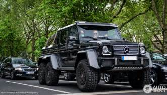 mercedes g 63 amg 6x6 4 june 2014 autogespot