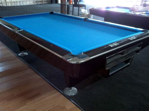 gold crown pool table 9 brunswick gold crown iii mint condition pool table for sale