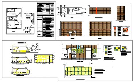 kitchen details and design kitchen interior design detail drawing