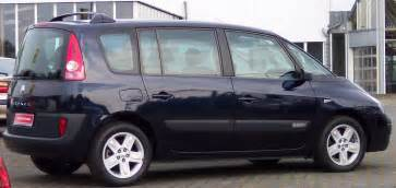 Buy Renault Espace Renault Espace History Of Model Photo Gallery And List