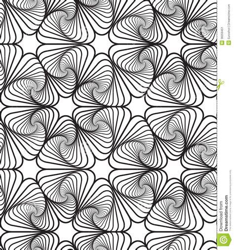 pattern design line art fondo de op sys blanco y negro de art design vector
