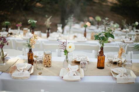 Attrayant Decoration De Table Mariage Champetre #3: Photo-table-d%C3%A9coration-de-table-mariage-champetre-8.jpg