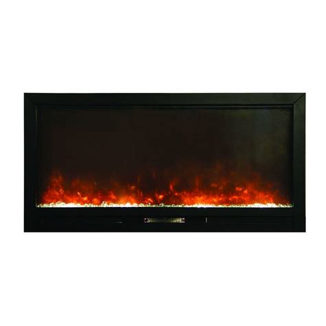 yosemite home decor 50 in wall mount electric fireplace