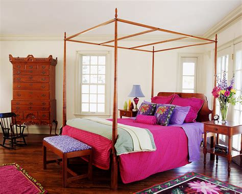 pencil post bed pencil post bed queen by eldred wheeler in tiger by eldredwheeler