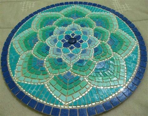 round mosaic pattern ideas mosaic designs for table tops more colorful room with a
