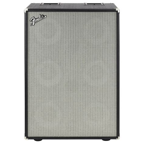 Fender Bassman Speaker Cabinet by Fender Bassman 610 Neo 6 X 10 Bass Speaker Cabinet At