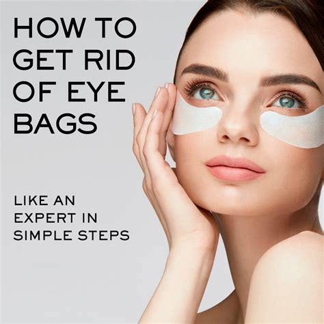 Get Rid Of That Icky Eyed Look by How To Get Rid Of Eye Bags Like An Expert In Simple Steps