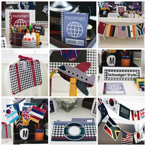 travel themed classroom decorations world traveler classroom theme and decor by