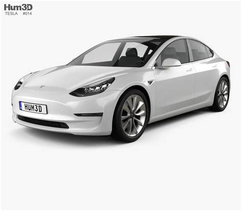 Modèle Tesla 2018