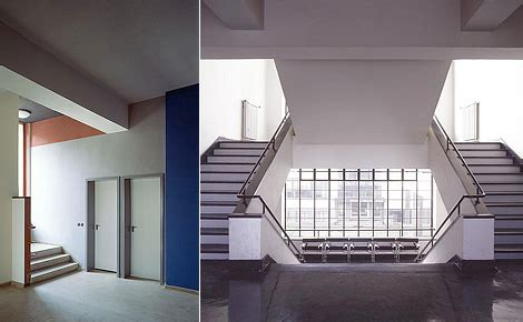 Bauhaus Dessau Interior by Day To Day In The Visual Arts With Frank Korb Kandinsky